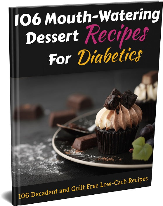 106 dessert Recipes For Diabetics