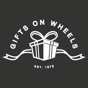 Gifts on Wheels Logo gift baskets