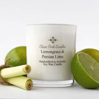 Lemongrass & Persian Lime Soy Candle