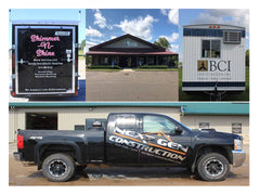 mustang signs and graphics variety of services