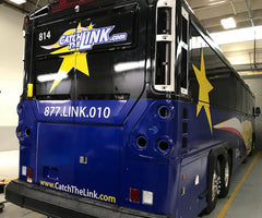 northstar bus by mustang signs and graphics