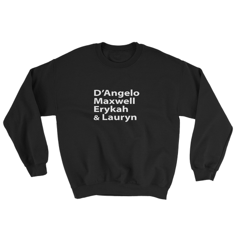 The Legends: Neo Soul Sweatshirt