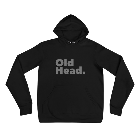 Old Head Unisex Fleece Hoodie