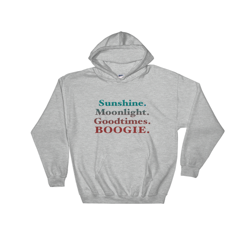 Blame it on the Hoodie Sweatshirt