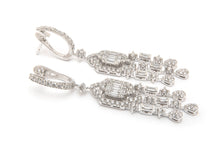 Load image into Gallery viewer, Chandelier Diamond Earrings