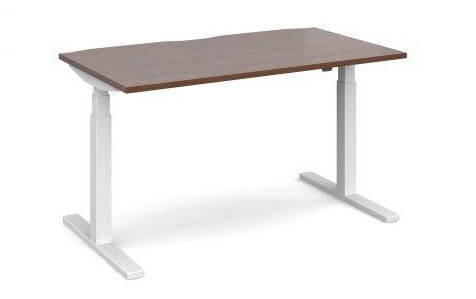 Elev8 Touch Straight Sit-Stand Desk 800mm Deep