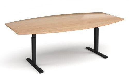 Elev8 Touch Radial Boardroom Table