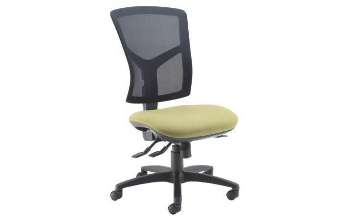 Senza High Mesh Back Operators Chair