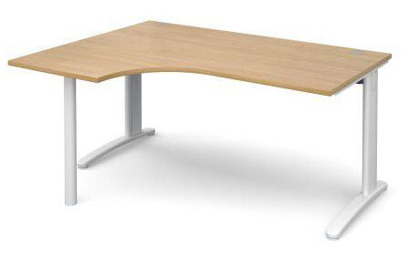 TR10 Left Hand Ergonomic Desk