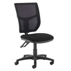 Altino 2 lever high mesh back operators chair