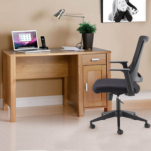 Amazon home office workstation with storage unit