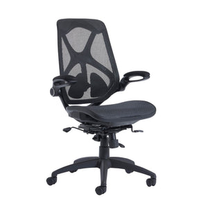 Napier high mesh back operator chair