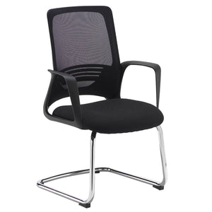 Toto mesh back visitors chair
