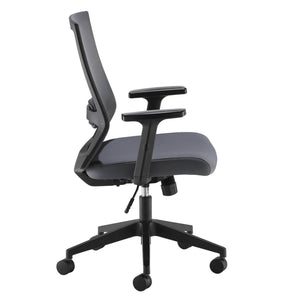 Travis mesh back operators chair
