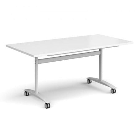 Rectangular deluxe fliptop meeting table Tables