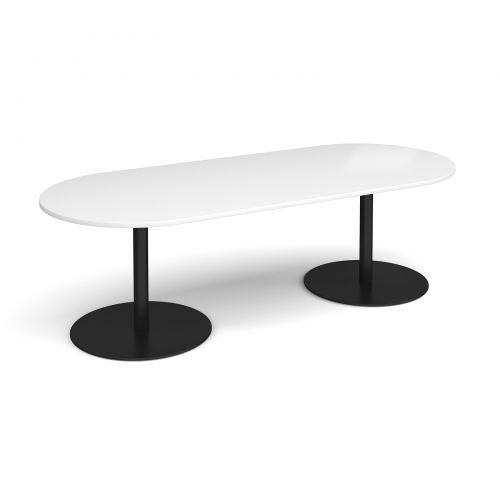 Eternal radial end boardroom table Tables