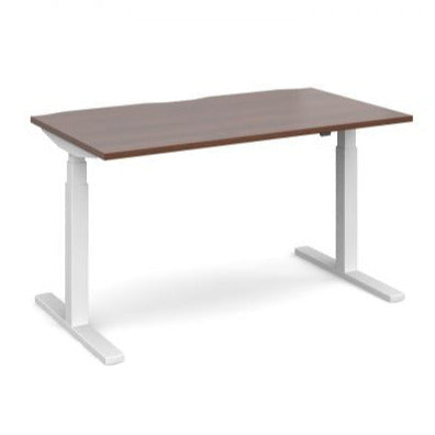 Elev8 Touch straight sit-stand desk 800mm deep Desking