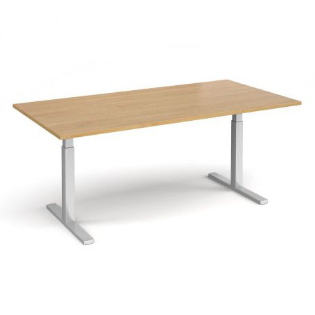 Elev8 Touch rectangular boardroom table Tables