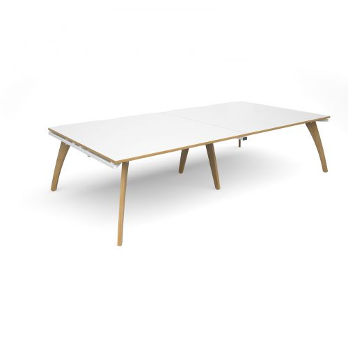 Fuze rectangular boardroom table Tables