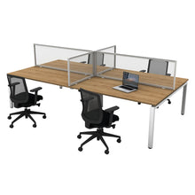 Load image into Gallery viewer, Workpro Desk Mounted Workplace Shield