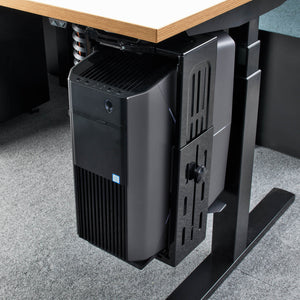 Halo large under desk CPU holder Accessories