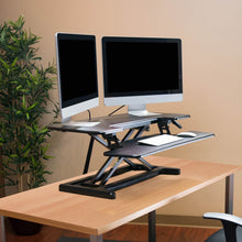 Load image into Gallery viewer, Sora height adjustable sit stand workstation for desks Accessories
