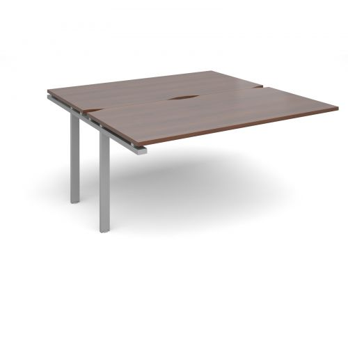 Adapt II sliding top add on units 1600mm deep Desking
