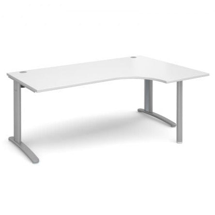 TR10 right hand ergonomic desk Desking