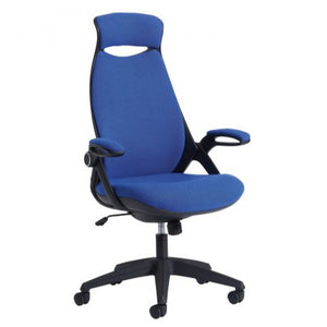 Tuscan managers chair with head support Seating