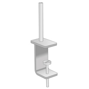 Universal desktop screen brackets (pair) Screens