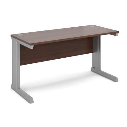 Vivo straight desk 600mm deep Desking