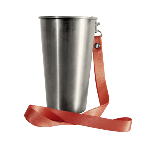 MedoCup Waterloo Sunset reusable steel cup