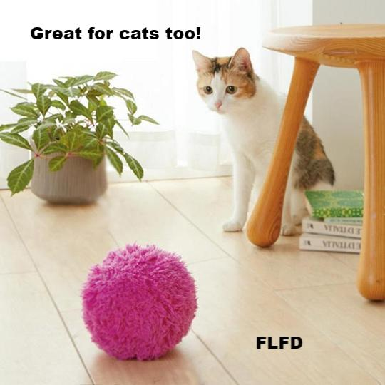 FLFD - Magic Mop Ball Toy