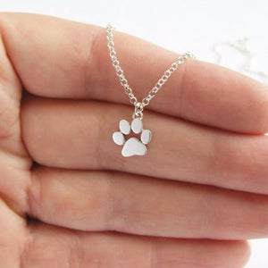 FLFD - Paw Chain Pendant Necklace