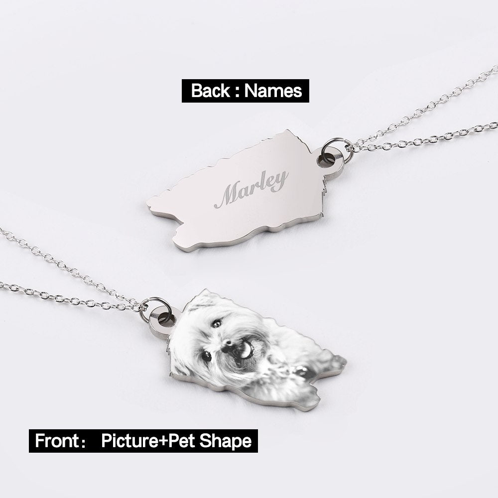 FLFD - Pet Customized Necklaces
