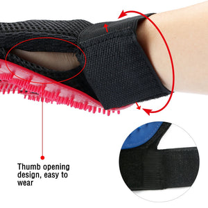 FLFD - Grooming Cleaning Glove Deshedding Left/Right Hand Hair Removal