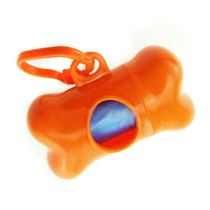 FLFD - Pet Dog Bags Portable Dispenser Case