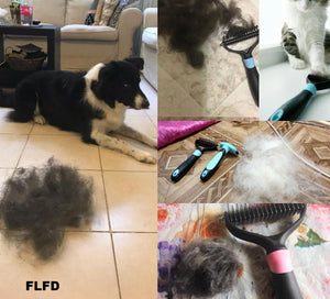 FLFD - Grooming Shedding Brush Comb