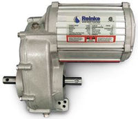 Centerdrive Gear Motor 60:1 w/Thermal Protection