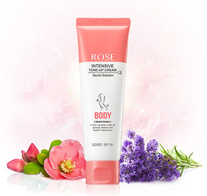 Rose Intensive Body Tone Up Cream 80ml