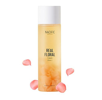 Real Floral Toner (Rose) 180ml