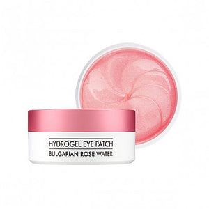 [heimish] Bulgarian Rose Water Hydrogel Eye Patch (60ea)