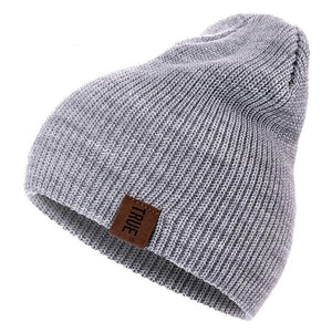 Casual Knitted Beanie