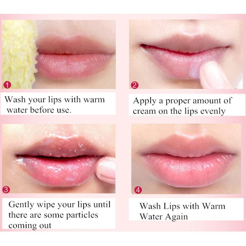 Scru Cream for Lips Moisturization and Exfoliation - My Lifestyle Stores