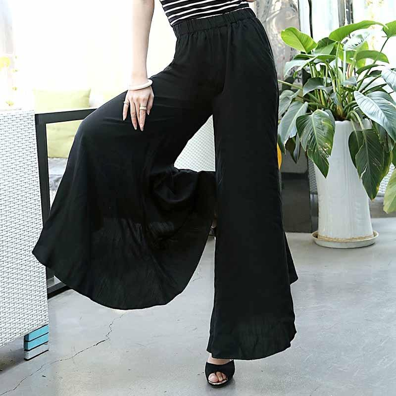 Vintage Harem Flare Trousers - My Lifestyle Stores