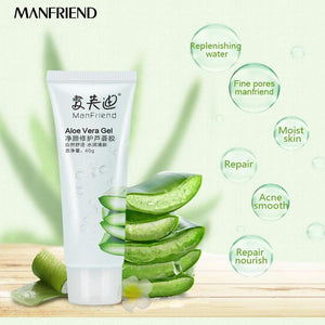 Aloe Vera Gel Skin Care Supplementary Nutrition Moisturizing Repair - My Lifestyle Stores