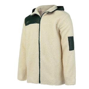 Plush Hooded Jacket - My Lifestyle Stores
