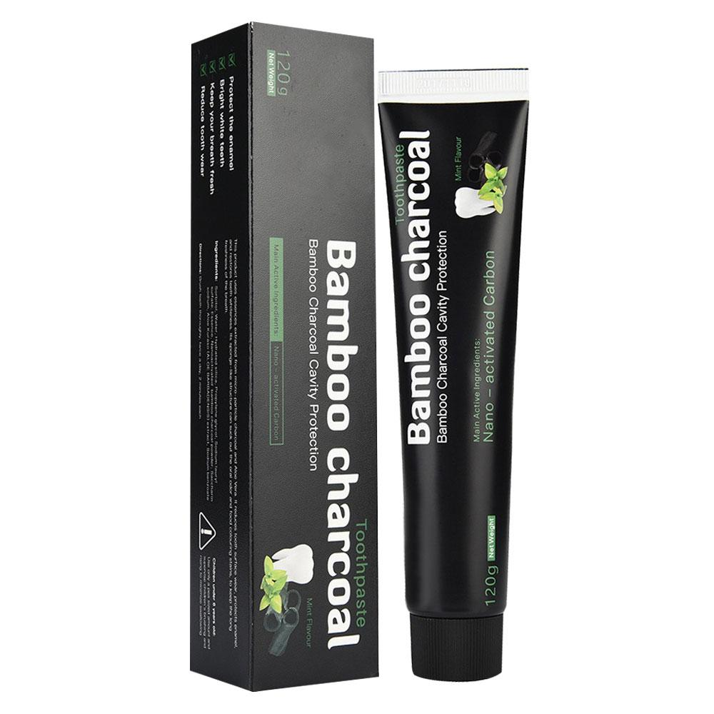 Bamboo Charcoal Toothpaste - My Lifestyle Stores