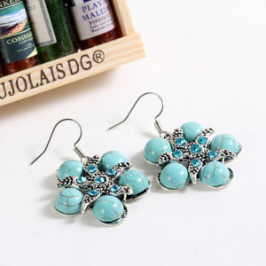 Blue Natural Stone Crystal Beads - My Lifestyle Stores