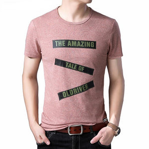 Crewneck The Amazing Tale of Old river Tshirt - My Lifestyle Stores